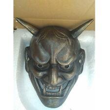 Japanese Buddhist Evil Oni Noh Hannya Mask ! タ