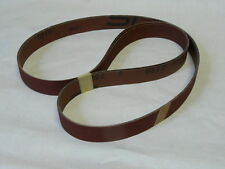 Schleifbänder Gewebe 60x1000mm, K100, Industriequalität, Metall, Holz