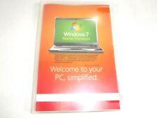 Microsoft Windows 7 Home Premium SP1 64 Bit English OEM System Builder Pack