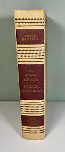 The Masks of God Oriental Mythology Joseph Campbell Viking Press HC 1962 1st Ed