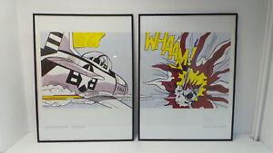 Roy Lichtenstein Tate Gallery 60 x 80cm 1996 Prints