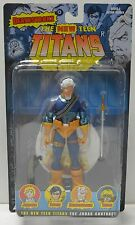 DC DIRECT Teen Titans Classic DEATHSTROKE ACTION FIGURE NIP 2008 Judas Contract