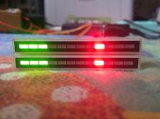 DIY KIT 24 LED stereo VU meter SGX-12 BA6822S