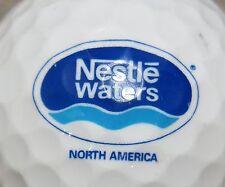 (1) Nestle Water Logo Golf Ball