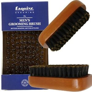 Esquire Grooming The Men's Hair  Brush Better Shaping, Better Styling His Best