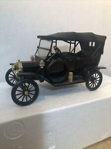 Vintage 1913 Ford Model T Precision Model, Franklin Mint, Good condition
