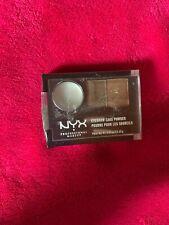 Nyx Cosmetics Eyebrow Cake Powder Brunette Brand New