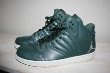 NEW Mens Michael JORDAN 1 Flight Green Basketball Shoes High Top Sneakers 13