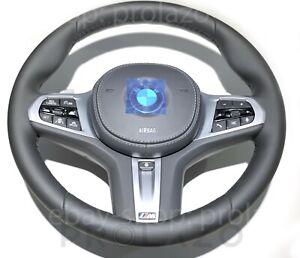 BMW steering Wheel X5 X6 X7 8 series G05 G06 G07 G15 G16 PADDLES TJA ACC HEATED