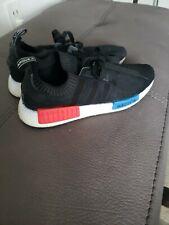 Size 8- adidas NMD R1 Black 2016