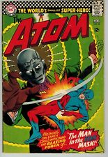 THE ATOM #25 1966 DC SILVER AGE!