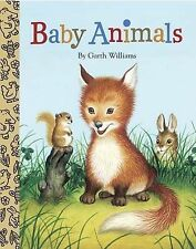 Baby Animals by Garth Williams (Board book, 2009)