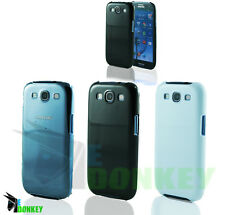 CASE COVER FOR SAMSUNG GALAXY S3 SLIM CRYSTAL CLEAR PROTECTOR RIGID