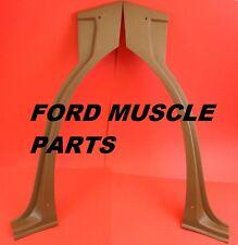 FORD FALCON XW XY GT GS SADDLE REAR WHEEL ARCH TRIM PLASTIC AS ORIGINAL FORD