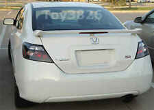 2006-2011 HONDA CIVIC 2DR COUPE FACTORY SI STYLE SPOILER REAR WING - PRIMER