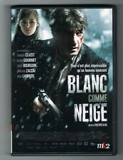 BLANC COMME NEIGE - CLUZET, BOURGOIN & LANNERS - 2010 - DVD COMME NEUF