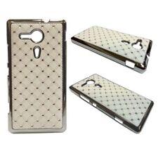 Cover e custodie con strass, gioielli per cellulari e palmari Sony Ericsson