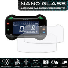 Suzuki V-STROM 250 (2017+) NANO GLASS Dashboard Screen Protector x 2