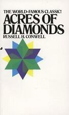 Acres of Diamonds, Conwell, R. H., Good Condition, Book
