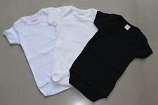 SET OF 3 - Baby Boy Toddler Bodysuit - Various Brands - SIZE 6/12 MONTHS *NEW*