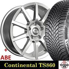 "16"" ABE Winterräder Conti 860 Testsieger DA 205/55 für Audi A3 Sportback 8P PA B"
