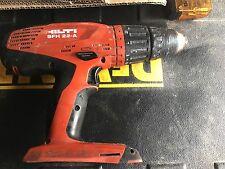 Hilti SFH22-A Perceuse sans fil conducteur parfait état Corps Seulement