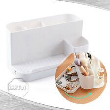 Desk Organizer Set Work Shelf Phone Stand Pen Holder Makeup Box Desktop Supply