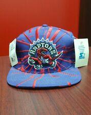 """Vintage Toronto Raptors """"Starter"""" hat 1995 *NEVER WORN WITH TAGS*"""