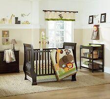 Baby Nursery 4PC Moses Basket//Pram Starter Set Sheet,Popcorn and Waffle Blanket Cream