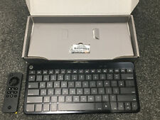 MOTOROLA Wireless Bluetooth Keyboard Small & Portable for Android Devices, Black