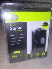 Gear Head WiFi Signal Detector & Hotspot Finder