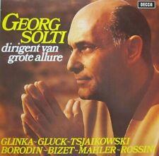GEORG SOLTI - DIRIGENT VAN GROTE ALLURE - LP