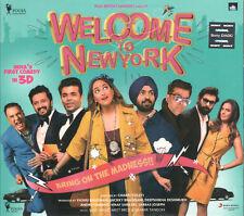 Welcome to New York-Original Bollywood Bande Son CD au film avec Karan Johar