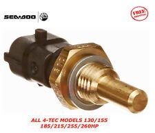 SeaDoo Coolant Temp Temperature Sensor 3D GSX GTX XP RXP RXT 278001016 BOSCH OEM