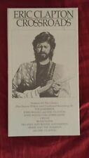 """ERIC CLAPTON """"Crossroads"""" (4 CD BOX SET, Polydor) Awesome Condition"""