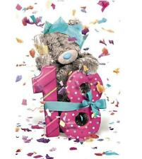 ME TO YOU 18TH BIRTHDAY CARD TATTY TEDDY BEAR