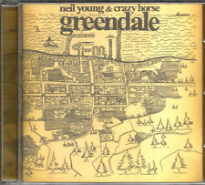 Neil Young & Crazy Horse: [Made in USA/ Germany 2003] Greendale          CD