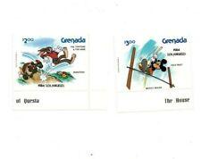 VINTAGE CLASSICS - Grenada 1185-93 - Disney Pre Olympics - 2 Stamps - MNH