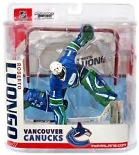 NHL Sports Picks Series 15 Roberto Luongo Action Figure [Blue Jersey Variant]