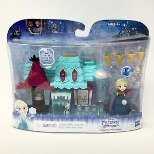 Hasbro Disney Frozen Little Kingdom Arendelle Treat Shoppe Faux Snow Cones