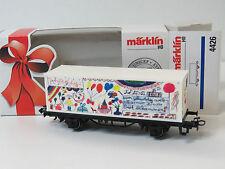 BT 30 ,Geburtstagswagen UNICEF,Märklin HO,4426,OVP,SoMo 1995,-KV-,TOP