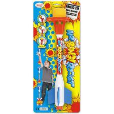 Air Bang Rocket Toy Kids Party Bag Present Gift Stocking Filler Secret Santa Boy