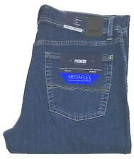 PIONEER ® Rando MEGAFLEX Stretch dehnbar Jeans Hose stone 1680.9885.055 2.Wahl