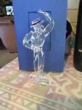 Swarovski Crystal Figurine Antonio Magic Of Dance 2003 SCS W/Box MSRP $370
