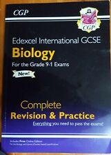 Edexcel International GCSE Biology Complete Revision and practice