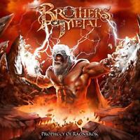 BROTHERS OF METAL - PROPHECY OF RAGNARÖK   CD NEU