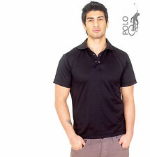 Polyester Polo Regular Fit Casual Shirts & Tops for Men