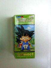 Banpresto DragonBall Z DBZ Kai  WCF DWC World Collectable Figure Vol 1 Goku Kids