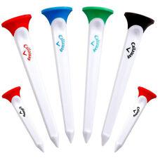 Rendimiento de golf de Callaway par-Tee Tees Combo Pack