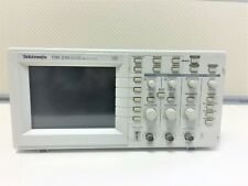 Tektronix TDS 210 60MHz 1GS/s two Channel Digital Real Time Oscilloscope